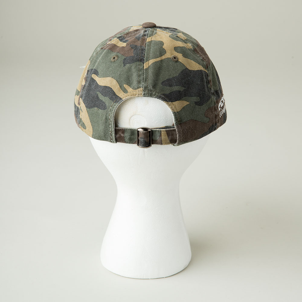 Camo PETE Hat - Back View