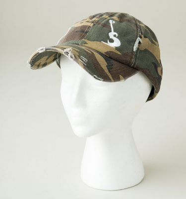 Camo PETE Hat - Front View