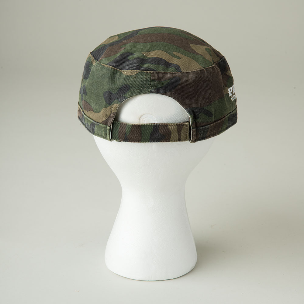 Cargo Camo PETE Hat - Back View