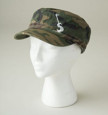 Cargo Camo PETE Hat - Front View