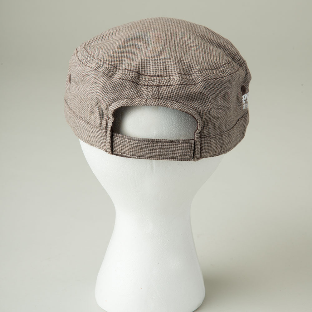Cargo PETE Hat - Back View