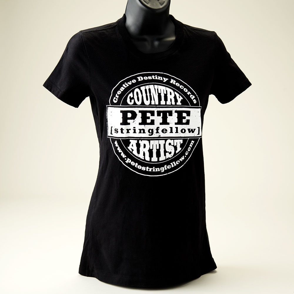 PETE T-Shirt (female) - Front View